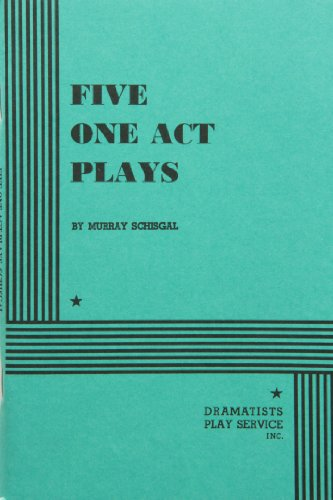 9780822209973: Five One-Act Plays.