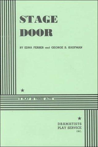 9780822210696: Stage Door