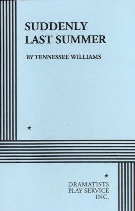 9780822210948: Suddenly Last Summer.