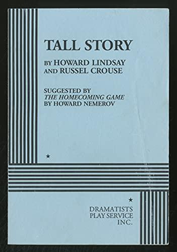 Tall Story.: Howard Lindsay and