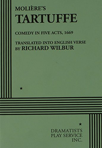 Tartuffe by Molière: Moliere; Moliere, Jean