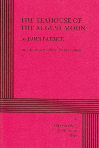 9780822211143: The Teahouse of the August Moon.