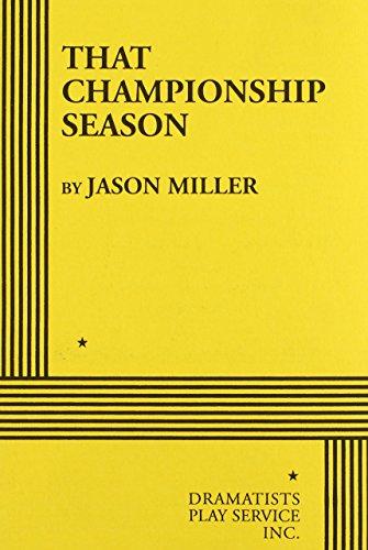 9780822211266: That Championship Season