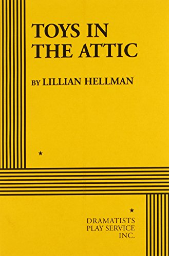 Toys in the Attic (Paperback)
