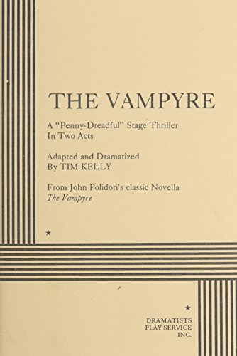 9780822212041: The Vampyre: A