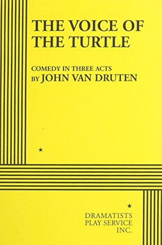 9780822212133: The Voice of the Turtle.