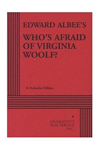 9780822212492: Who's Afraid of Virginia Woolf?