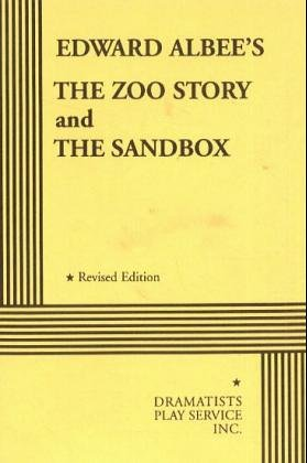 9780822212959: The Zoo Story and The Sandbox - Acting Edition