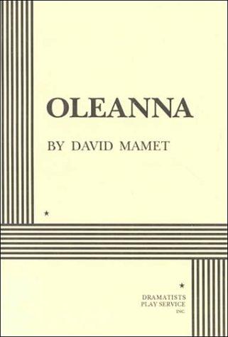 9780822213437: Oleanna