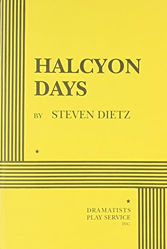 9780822214014: Halcyon Days - Acting Edition