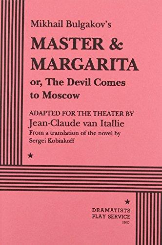 Mikhail Bulgakovs Master Margarita Or the Devil