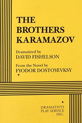 9780822214250: Dostoyevsky's The Brothers Karamazov (Dramatization)