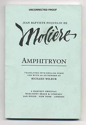 9780822214397: Amphitryon - Acting Edition