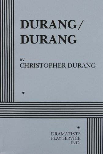 Durang/Durang - Acting Edition (0822214601) by Christopher Durang