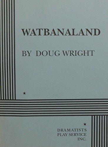 Watbanaland.: Doug Wright, Wright, Doug