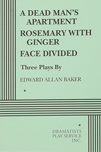 A Dead Man's Apartment, Rosemary with Ginger,: Baker, Edward Allan