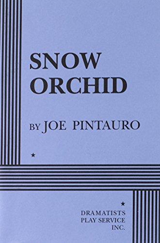 Snow Orchid.: Pintauro, Joe; Pintauro,