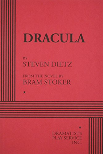 9780822215493: Dracula (Dietz) (Acting Edition for Theater Productions)