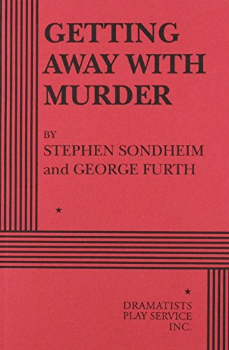 9780822215653: Getting Away with Murder - Acting Edition