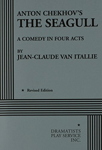 9780822215882: The Sea Gull (van Itallie) - Acting Edition (Acting Edition for Theater Productions)