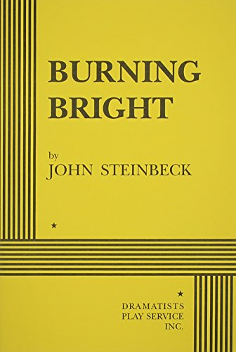 9780822215981: Burning Bright