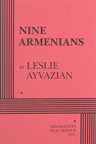 9780822216025: Nine Armenians - Acting Edition