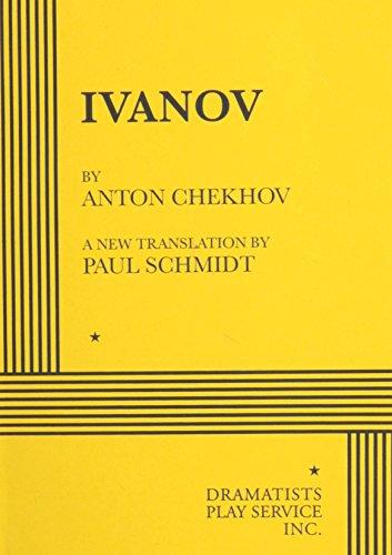 9780822216469: Ivanov (Schmidt) - Acting Edition