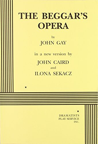 9780822216742: The Beggar's Opera - Acting Edition