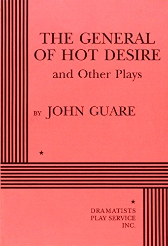 9780822216933: The General of Hot Desire and Other Plays - Acting Edition