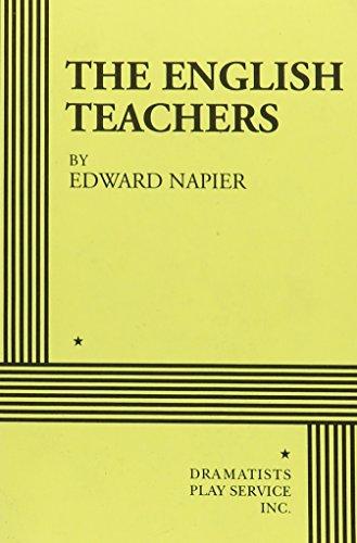9780822217237: The English Teachers - Acting Edition