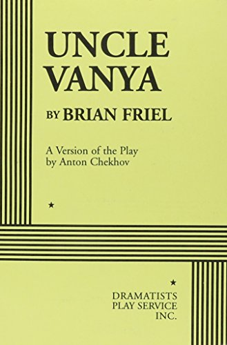 9780822217503: Uncle Vanya: A Version of the Play by Anton Chekhov