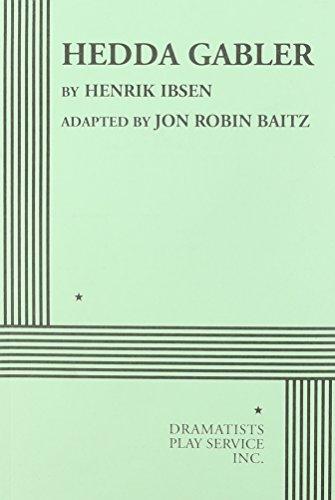 Hedda Gabler (Baitz) - Acting Edition (Acting: Henrik Ibsen