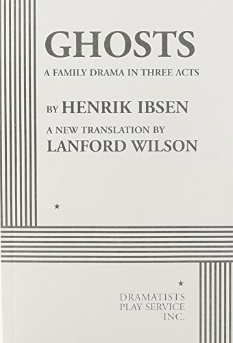 9780822218708: Ghosts (Wilson) - Acting Edition