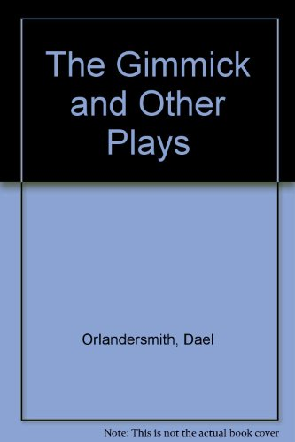 9780822218814: The Gimmick and Other Plays