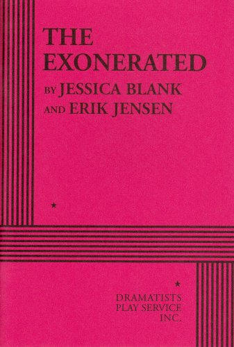 9780822219460: The Exonerated - Acting Edition