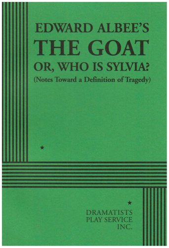 9780822219767: EDWARD ALBEES THE GOAT OR WHO