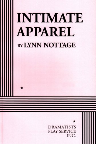 9780822220091: Intimate Apparel - Acting Edition