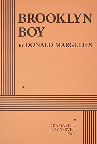 9780822220749: Brooklyn Boy - Acting Edition