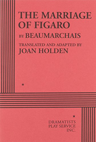 9780822221333: The Marriage of Figaro - Acting Edition