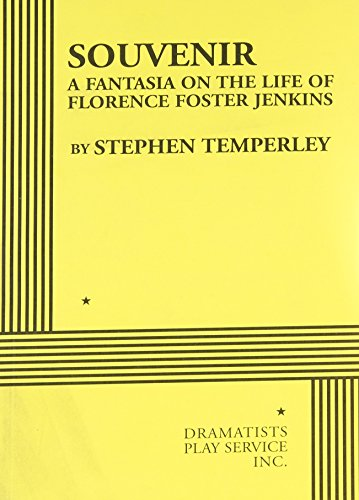 Souvenir - Acting Edition: Stephen Temperley