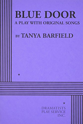 9780822222095: Blue Door: A Play of Original Songs