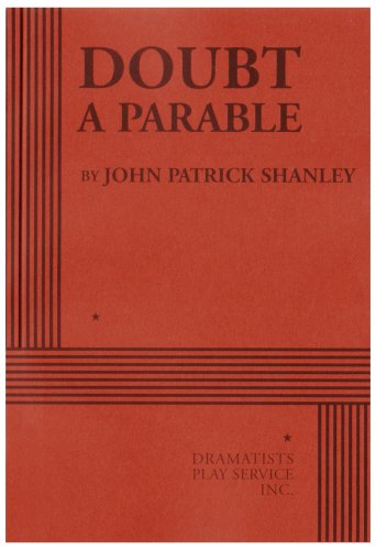 9780822222194: Doubt: A Parable