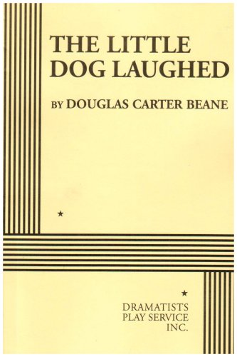 9780822222262: The Little Dog Laughed - Acting Edition