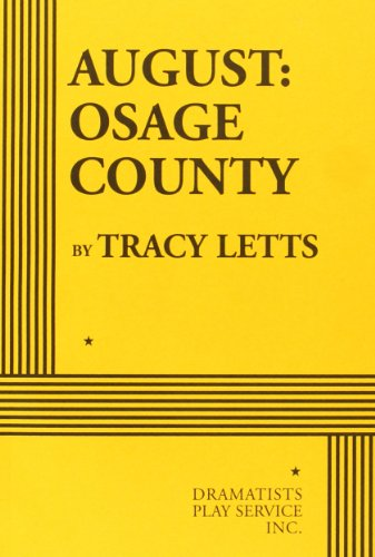 9780822223009: August: Osage County - Acting Edition