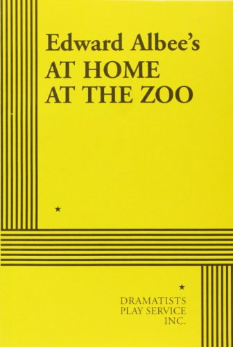 9780822223177: At Home at the Zoo - Acting Edition