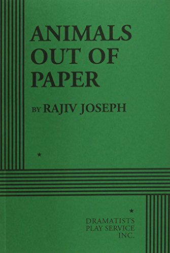 9780822223351: Animals Out of Paper