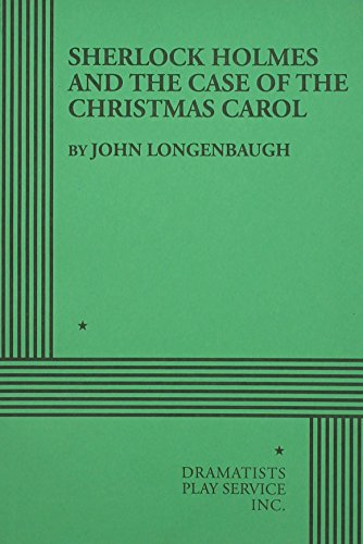 9780822229346: Sherlock Holmes and the Case of the Christmas Carol