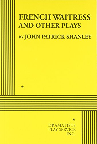 9780822230199: French Waitress and Other Plays