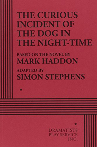 9780822231080: The Curious Incident of the Dog in the Night-Time