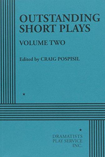 9780822231493: 2: Outstanding Short Plays